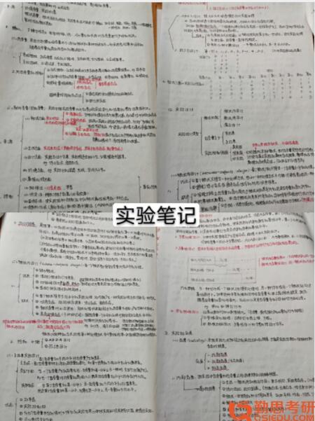 中山大学应用心理专硕考研笔记